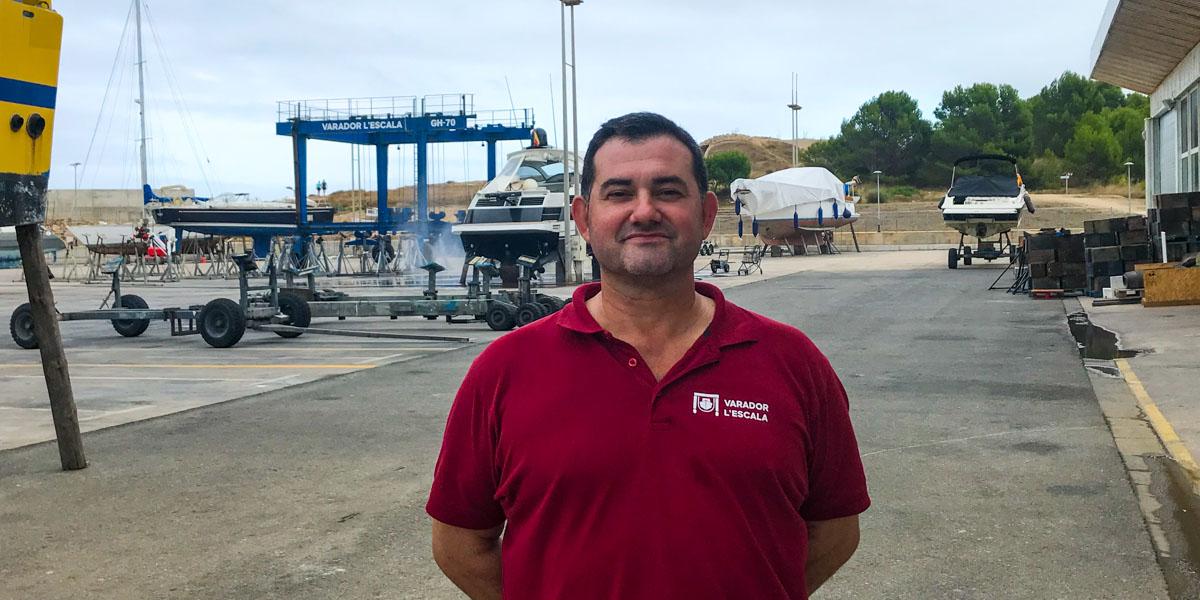 Toni Ramírez, nou Service Manager de Varador l'Escala